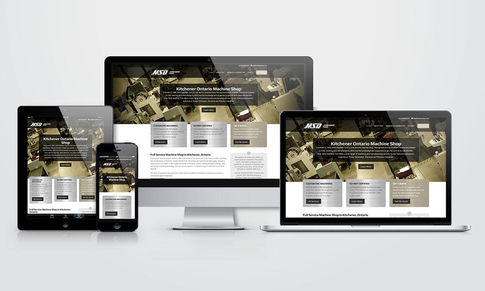 msd-machine-website