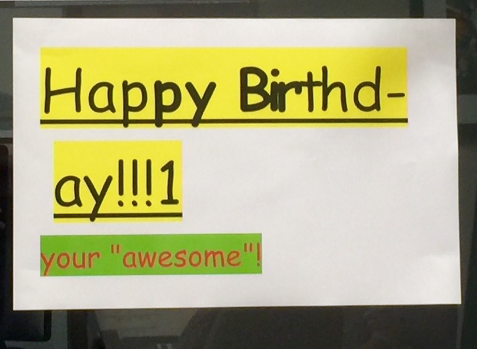 Worst Birthday Card For Graphic Designers